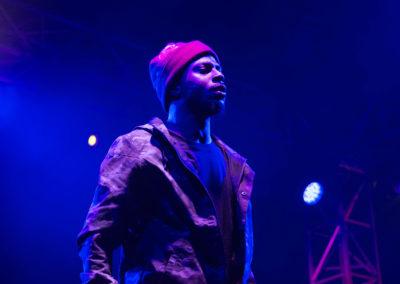 Rapper Isaiah Rashad headlines Hullabaloo 2016