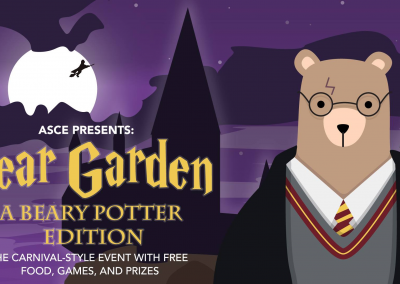 "<h3>Bear Garden — A Beary Potter Edition</h3>11/02/2018 | 3 PM – 6 PM | Matthews Quad | <a href=""https://www.facebook.com/events/357970758277172/"" target=""_blank"">Facebook page</a><br><br> A Harry Potter fan? So are we at the office of UCSD AS Concerts & Events.<br><br>  We're kicking off the year with the Bear Garden — A Beary Pottery Edition! Whether you're a Hufflepuff, Slytherin, Gryffindor, Ravenclaw, or not sorted yet we hope to see you all at our Beary Pottery Bear Garden!"