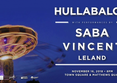 "<h3>Hullabaloo 2018</h3>11/16/2018 | 8 PM – 12 AM | Town Square/Matthews Quad | <a target=""_blank"" href=""https://www.facebook.com/events/1093191960849320/"">Facebook page</a><br><br> ASCE is proud to present the eighth annual Hullabaloo Festival. Hullabaloo Festival gathers the UC San Diego undergraduate community every November to celebrate the founding of the University. Set in the heart of campus, this annual tradition features delicious food, thrilling carnival rides, and live musical performances by national touring artists. UC San Diego's bright and passionate spirit truly lights up the night as students live out the motto: Eat. Play. Dance."